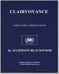 Clairvoyance by Blackwood, Algernon Henry