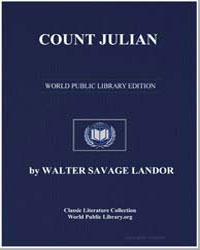 Count Julian by Landor, Walter Savage