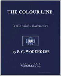 The Colour Line (The Golden Flaw) by Wodehouse, Pelham Grenville