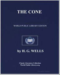 The Cone by Wells, Herbert George