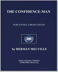 The Confidence-Man by Melville, Herman