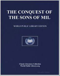 The Conquest of the Sons of Mil by Book of Invasions