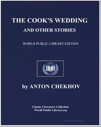 The Cook's Wedding and Other Stories by Chekhov, Anton