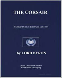 The Corsair by Byron, Lord
