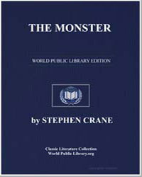 The Monster by Crane, Stephen