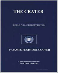 The Crater; Or, Vulcan's Peak by Cooper, James Fenimore