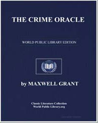 The Crime Oracle by Grant, Maxwell