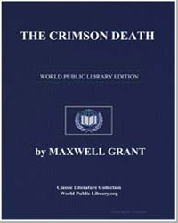 The Crimson Death by Grant, Maxwell
