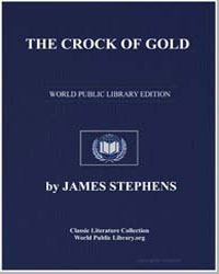 The Crock of Gold by Stephens, James