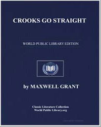 Crooks Go Straight by Grant, Maxwell