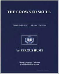 The Crowned Skull by Hume, Fergus