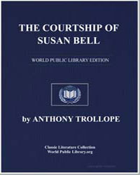 The Courtship of Susan Bell by Trollope, Anthony