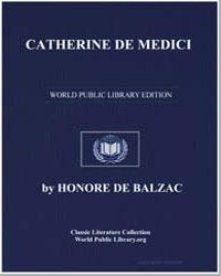 Catherine de Medici by De Balzac, Honore