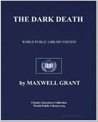 The Dark Death by Grant, Maxwell