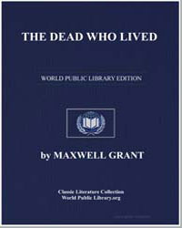 The Dead Who Lived by Grant, Maxwell