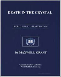 Death in the Crystal by Grant, Maxwell