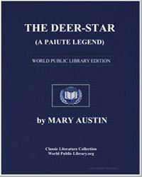 The Deer-Star (A Paiute Legend) by Austin, Mary