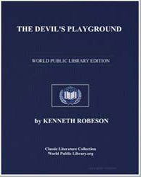 A Doc Savage Adventure : The Devil's Pla... by Robeson, Kenneth