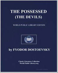 The Possessed (The Devils) by Dostoevsky, Fyodor