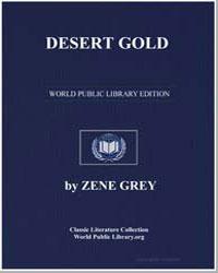 Desert Gold by Grey, Zane