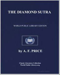 The Diamond Sutra by Price, A. F.