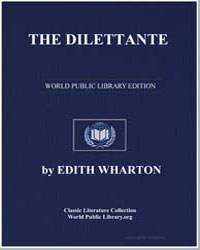 The Dilettante by Wharton, Edith