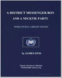 A District Messenger Boy and a Necktie P... by Otis, James