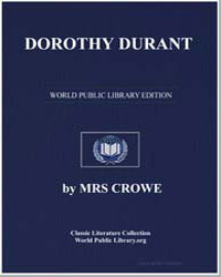 Dorothy Durant by Crowe, Catherine