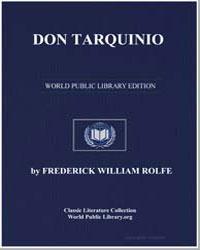Don Tarquinio by Rolfe, Frederick William