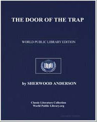 The Door of the Trap by Anderson, Sherwood