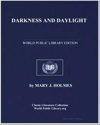 Darkness and Daylight by Holmes, Mary J.