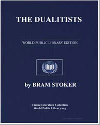 The Dualitists by Stoker, Bram