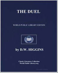 The Duel by Higgins, D. W.