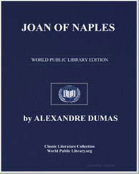 Joan of Naples by Dumas, Pere Alexandre