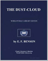 The Dust-Cloud by Benson, Edward Frederic