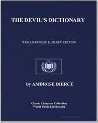 The Devil's Dictionary by Bierce, Ambrose