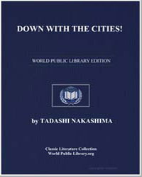 Down with the Cities! by Nakashima, Tadashi