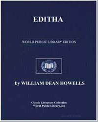 Editha by Howells, William Dean, Editor