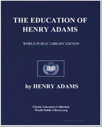 The Education of Henry Adams : An Autobi... by Adams, Henry