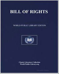 Bill of Rights by Various