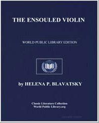 The Ensouled Violin by Blavatsky, Helena Pretrovna