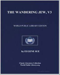 The Wandering Jew, Volume 3 by Sue, Eugene