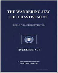 The Wandering Jew, The Chastisement by Sue, Eugene