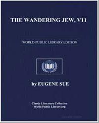 The Wandering Jew, Volume 11 by Sue, Eugene
