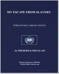 My Escape from Slavery by Douglass, Frederick