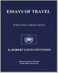 Essays of Travel by Stevenson, Robert Louis