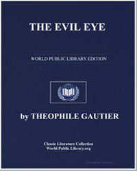 The Evil Eye by Gautier, Théophile