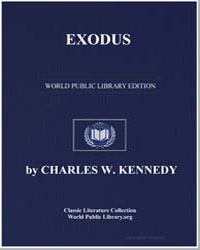 Exodus by Kennedy, Charles William