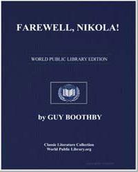 Farewell, Nikola! by Booth, Guy