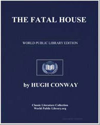 The Fatal House by Conway, Hugh